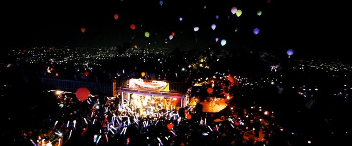 2016星月天空景觀餐廳-跨年樂團表演精華版