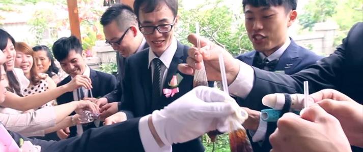 顗合&婷惠結婚記錄精華版