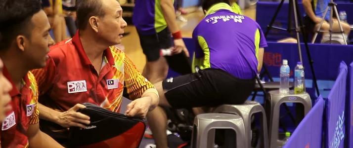 第三屆台中國際身障桌球公開賽-球員集錦