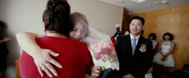 育豪&婉婷結婚紀錄精華版
