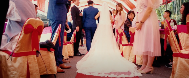 2021家欣&明慈結婚紀錄精華版